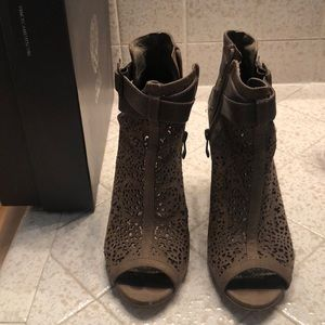 Vince Camuto summer booties